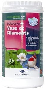 Traitement bassin contre vase et filament 1,2 kg
