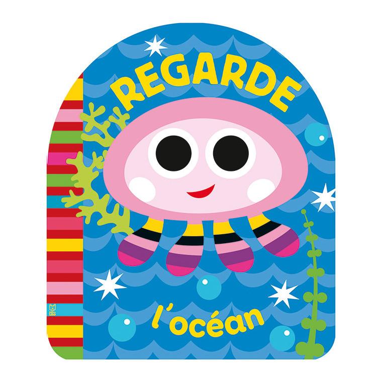 Regarde l'Océan Les Yeux qui Bougent 1 an Éditions Lito 612290