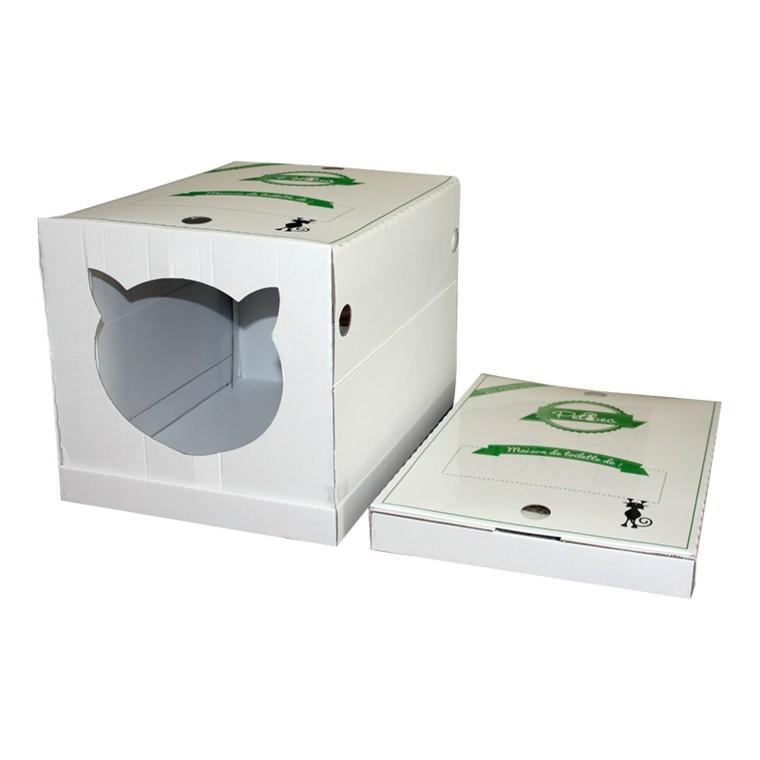Maison de toilette de voyage pour chat  615303