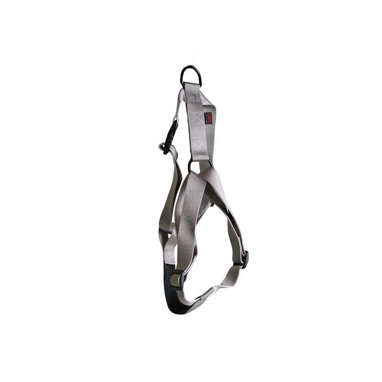 Harnais réglable gris 70/90cm Martin Sellier 626696