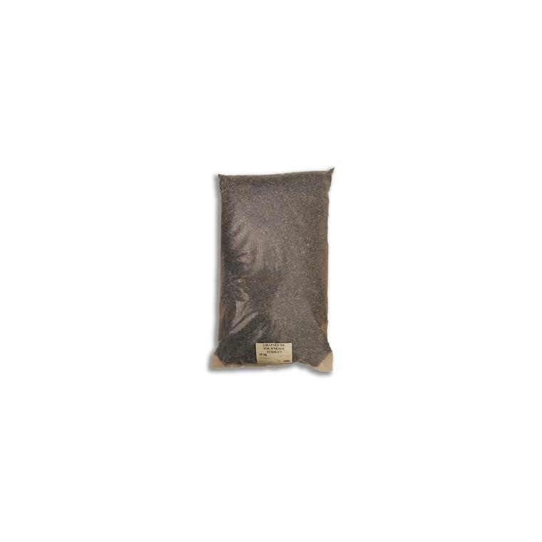 Graines de tournesol striées pour oiseaux en sac de 12 kg 632448