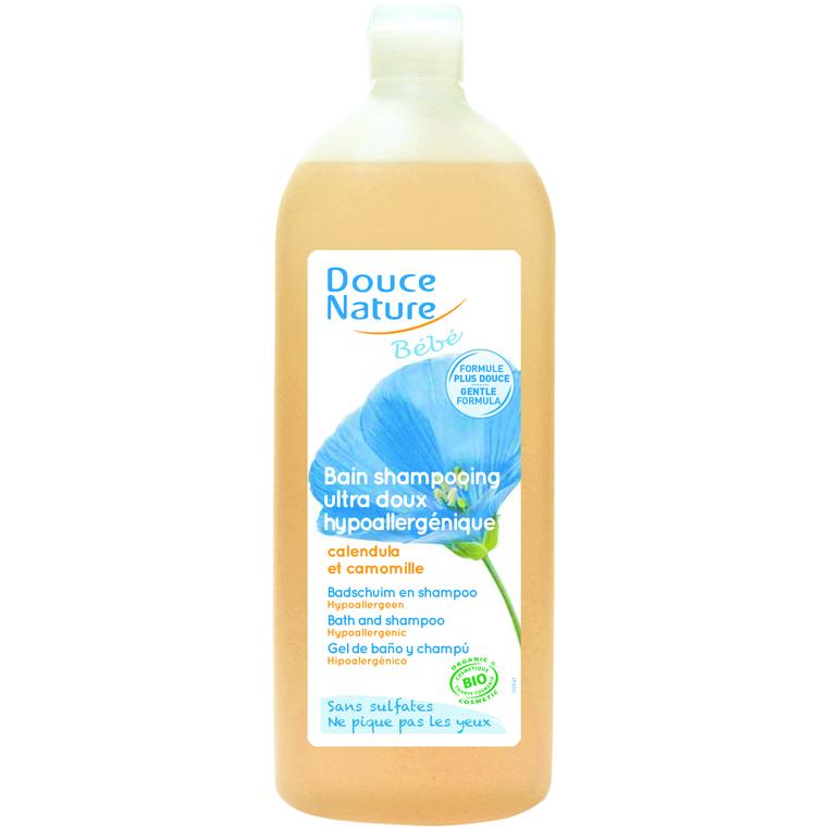 Shampoing et bain bébé 1 L 633479