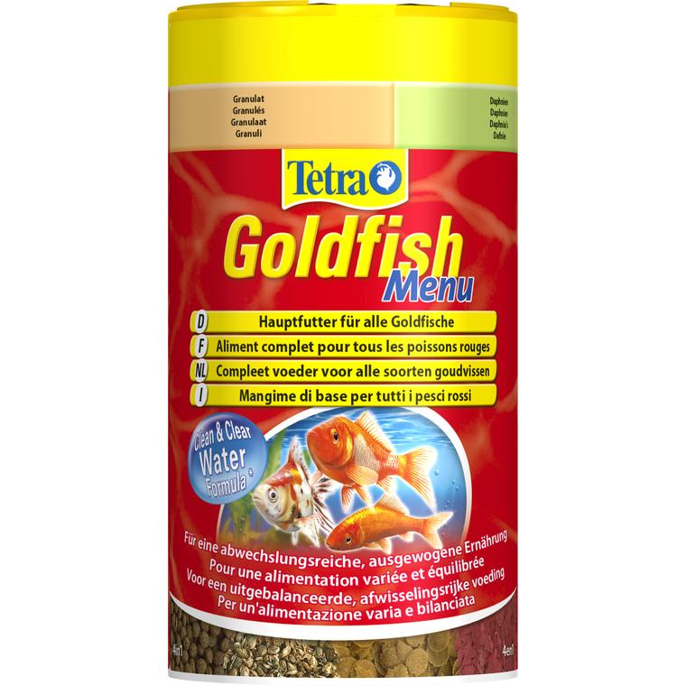 Tetra Goldfish Menu 250 ml 634241
