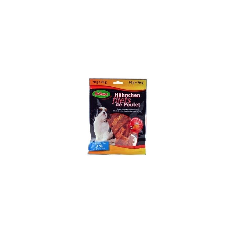 Filets de poulet marron Bubimex 70 g 634496