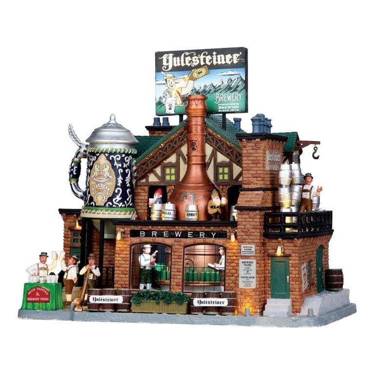 Animation décorative Brasserie Yulesteiner 636140