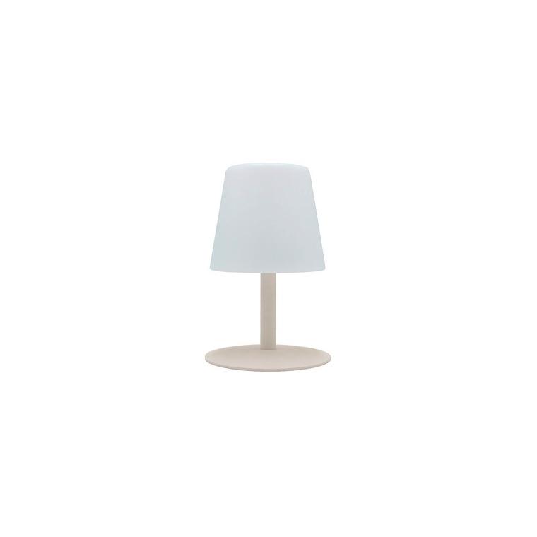 Lampe de table Batimex Standy Mini Cream de H 26 cm 658778