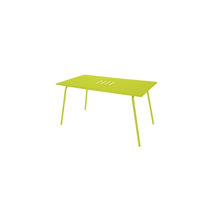 Table Monceau FERMOB verveine L146xl80xh74 659524
