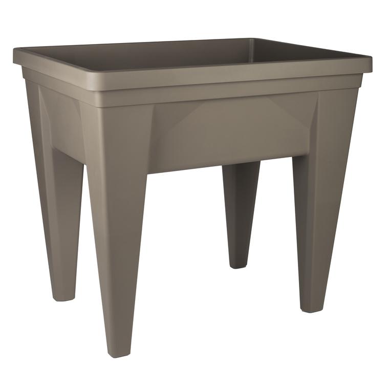 Espace potager Veg & Table™ Max 85 Litres Plastique Taupe 75,6x55,6x68 cm 662014