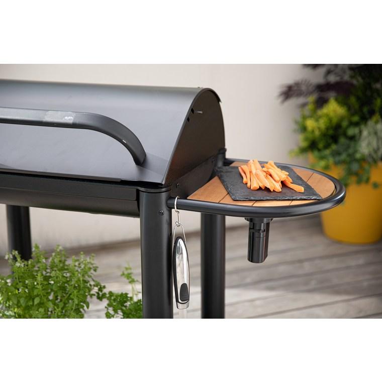 Barbecue Grand Chef en fonte et en acier 138 x 58 x 96 cm 662676