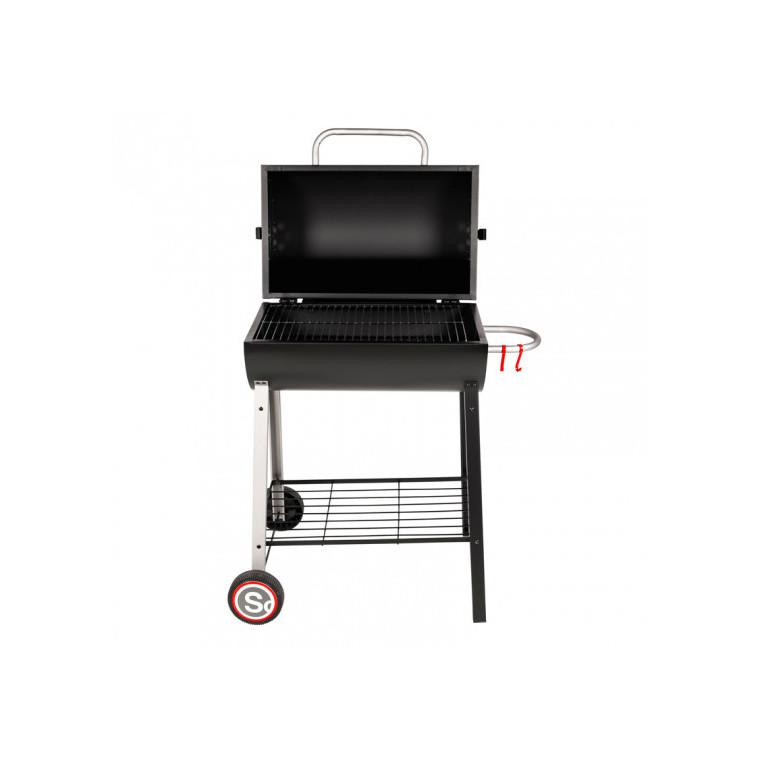 Barbecue charbon bois DAKOTA 662745