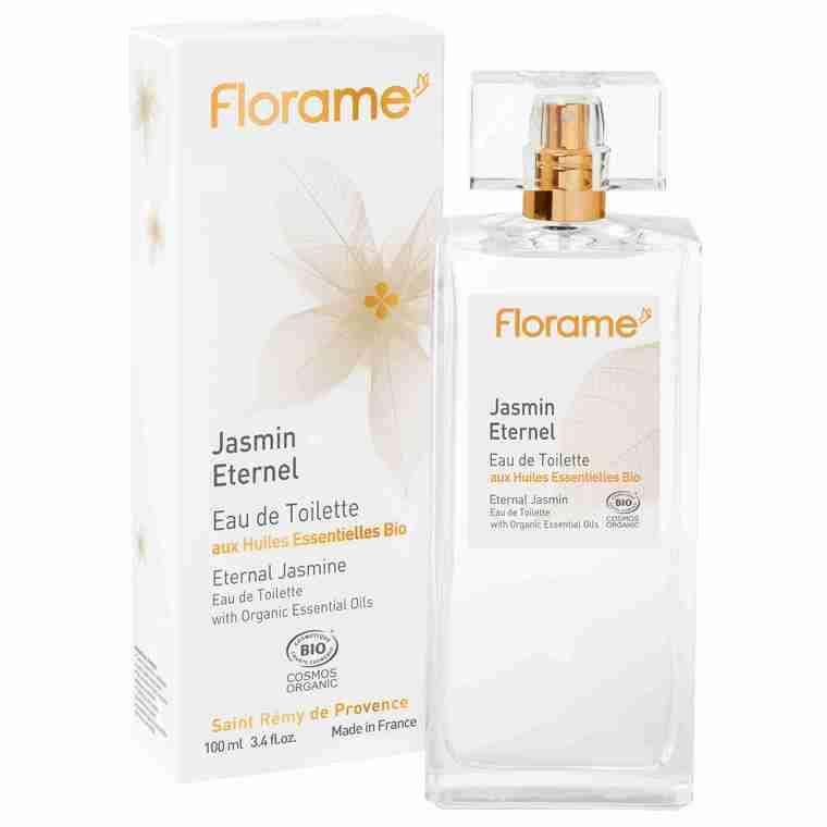 Eau de toilette Jasmin Éternel flacon spray 100 ml transparent 672794