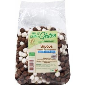 Bi'Pops - Sans gluten 250 g MA VIE SANS GLUTEN
