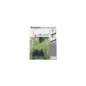 Bouchon 4,6 mm micro drip x10 781459