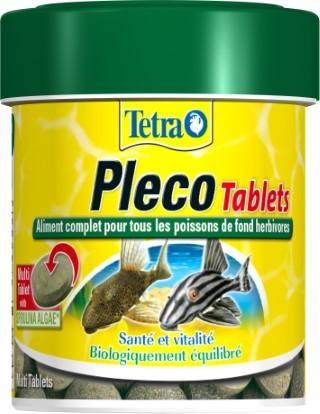 Tetra PlecoMin 120 tabs