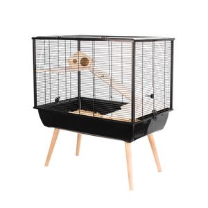 Cage Neo Silta Noir 77.5x47.5x58 cm 79287