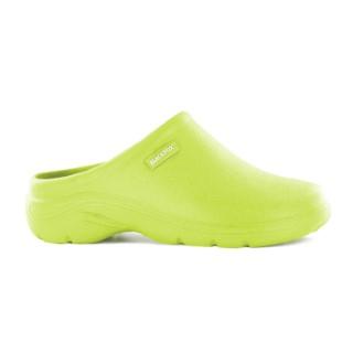 Sabots colors vert anis en EVA pointure 38 79318
