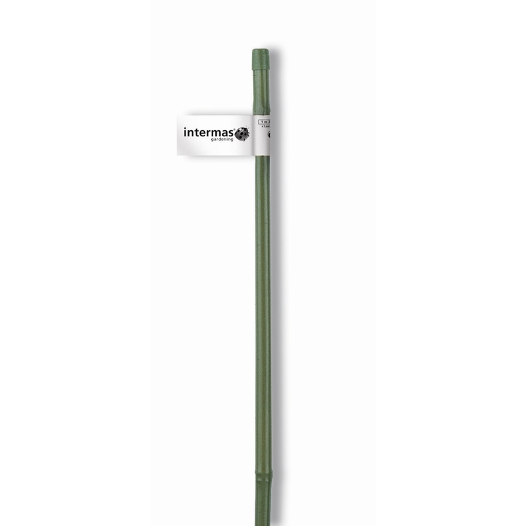 Tuteur bambou plastifié coloris vert Ø 12/16 mm x 1,80 m 784653