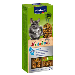 Kräcker calcium chinchillas x2 Vitakraft 112g 819126