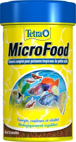 Tetra MicroFood 100ml