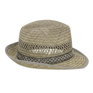 Chapeau de paille borsalino beige pour homme taille 59 835369