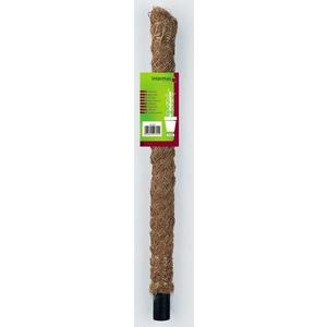 Tuteur coco coloris marron H 1,20 m x Ø 45 mm 845930