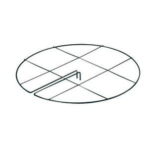 Grille cercle centrée 40 cm 846483