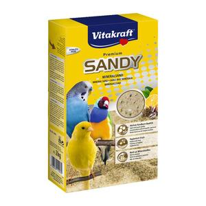 Sable pour oiseaux Vitakraft 2kg 851243