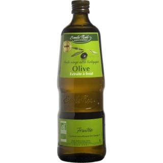 Huile olive bio extra vierge Fruitée EMILE NOEL