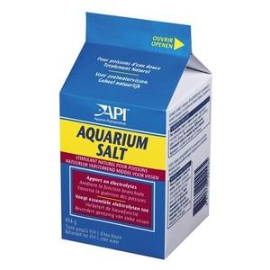 Aquarium Salt Small Sel pour aquarium 454g 860618