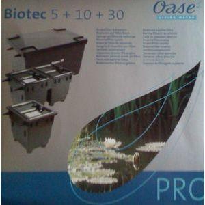Mousse de rechange bleue pour filtre Biotec
