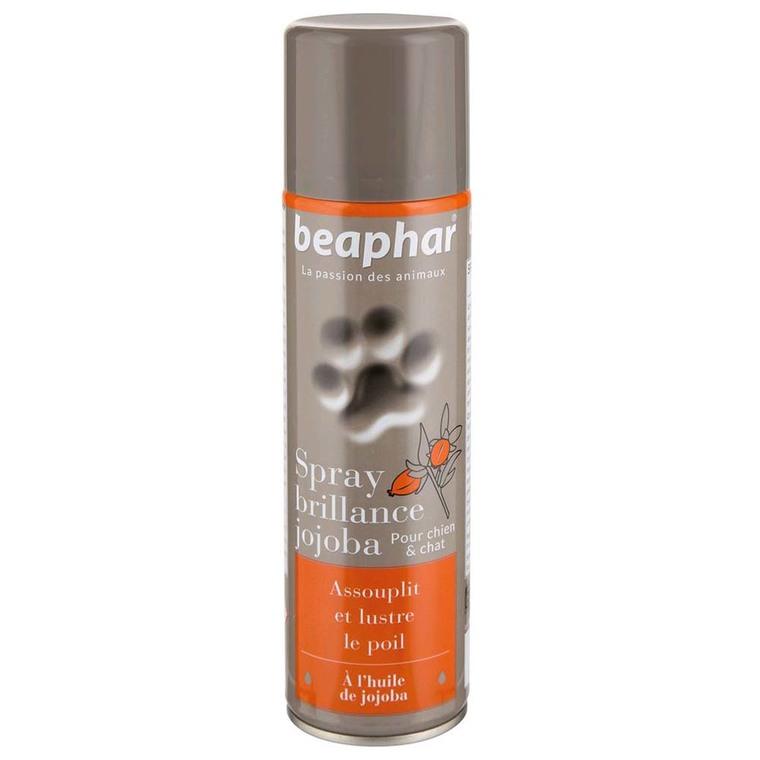 Spray lustreur huile de Jojoba chiens Beaphar 250 ml 849499