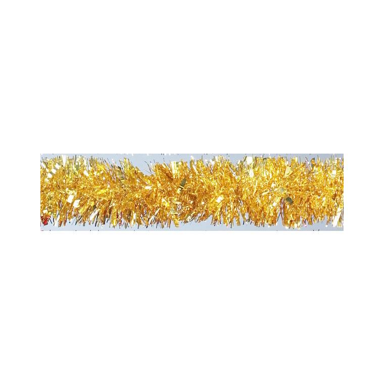 Guirlande à facettes dorée 855689