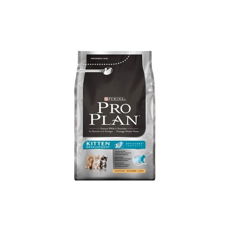 Croquette1,5kg chaton developpement poulet Pro Plan 857039