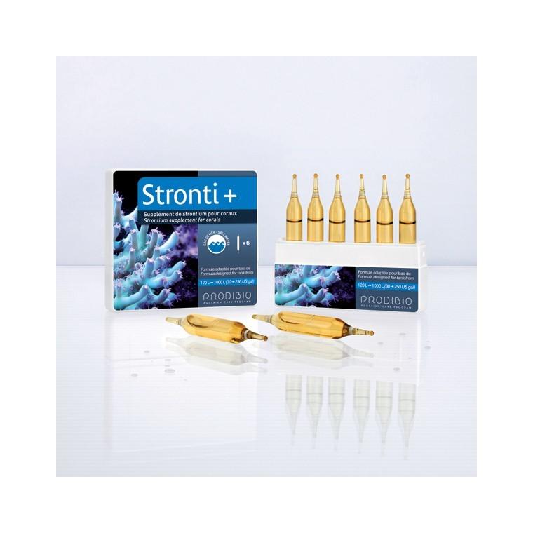 Stronti+ 6 ampoules PRODIBIO 886101