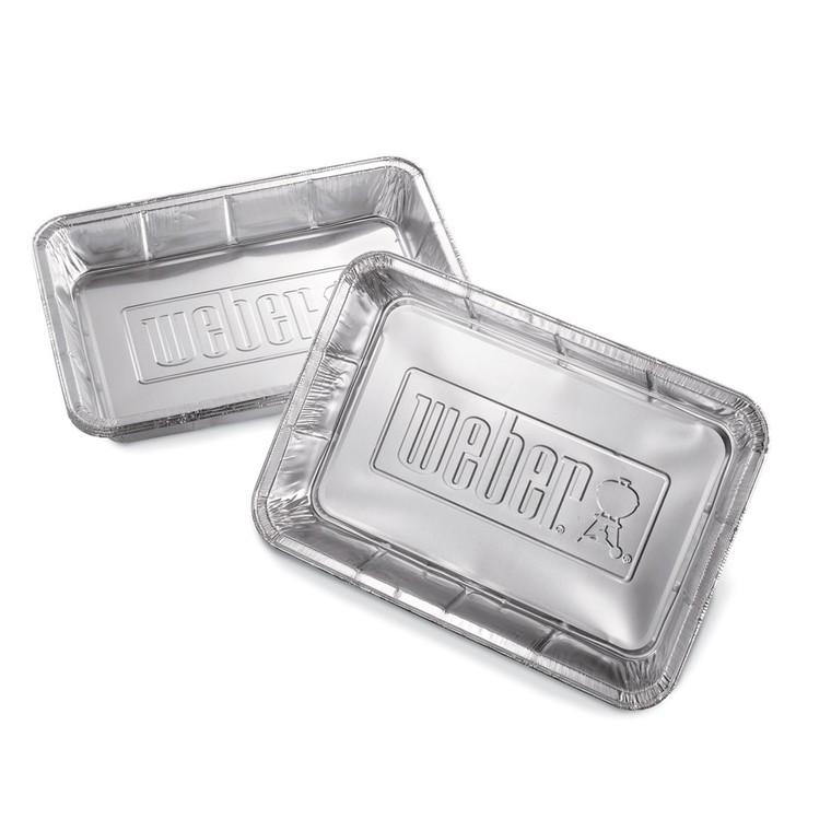 Barquettes aluminium GM x10