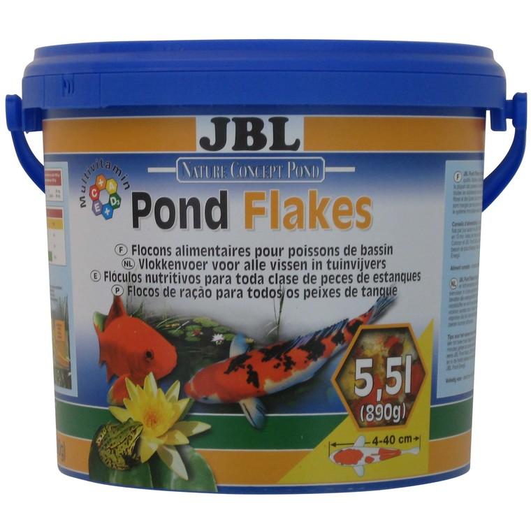 Aliment pour poissons Pond Flakes 10,5 L