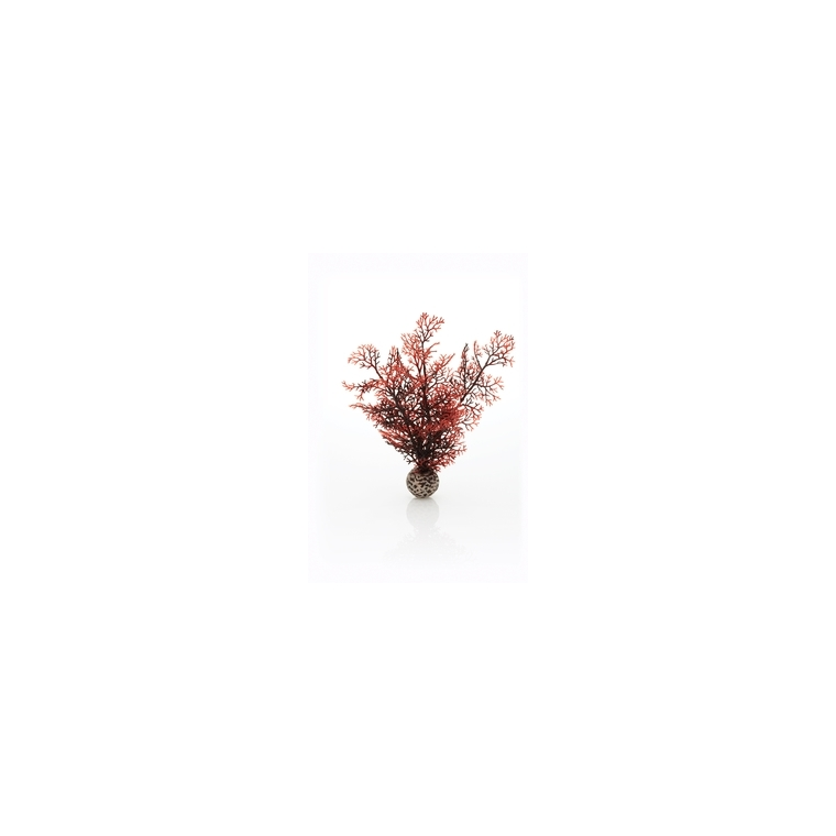 Décoration aquarium Sea Fan Crimson S biOrb