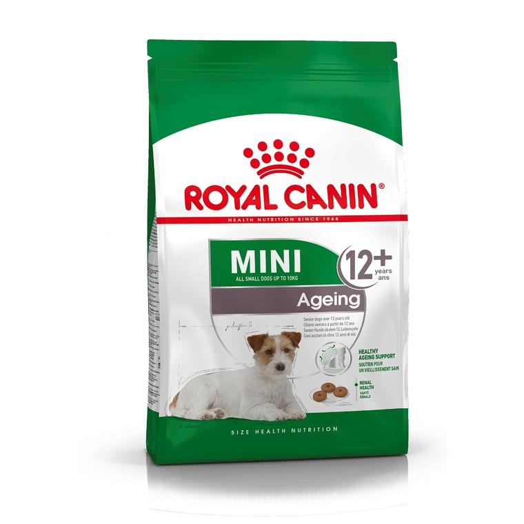 Mini Ageing 12+ Royal Canin 1,5 kg