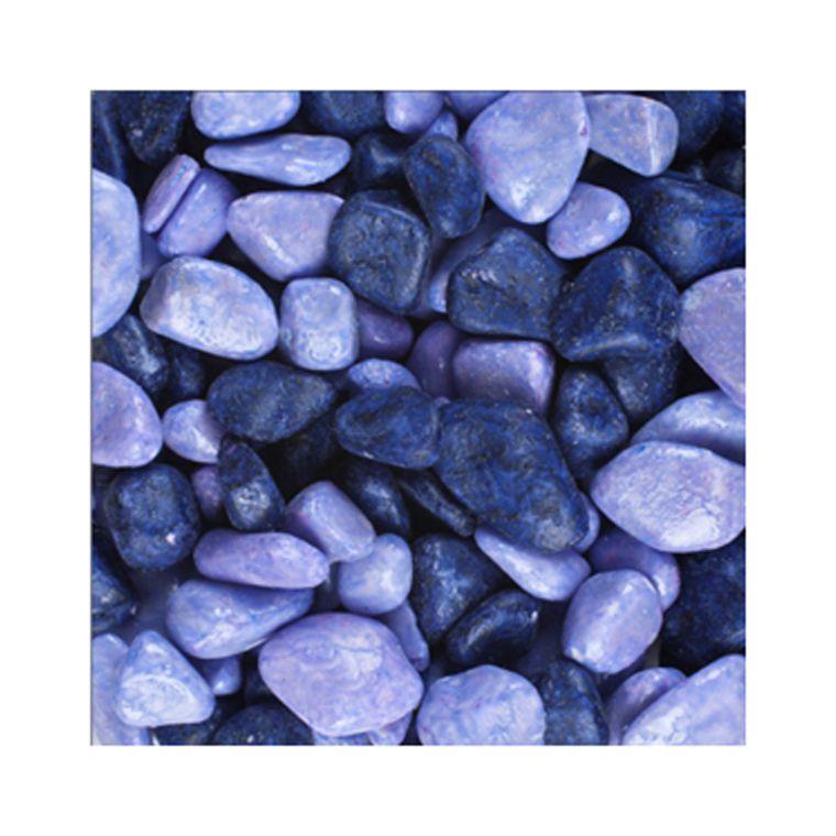 Gravier lilas violet 2kg Girard