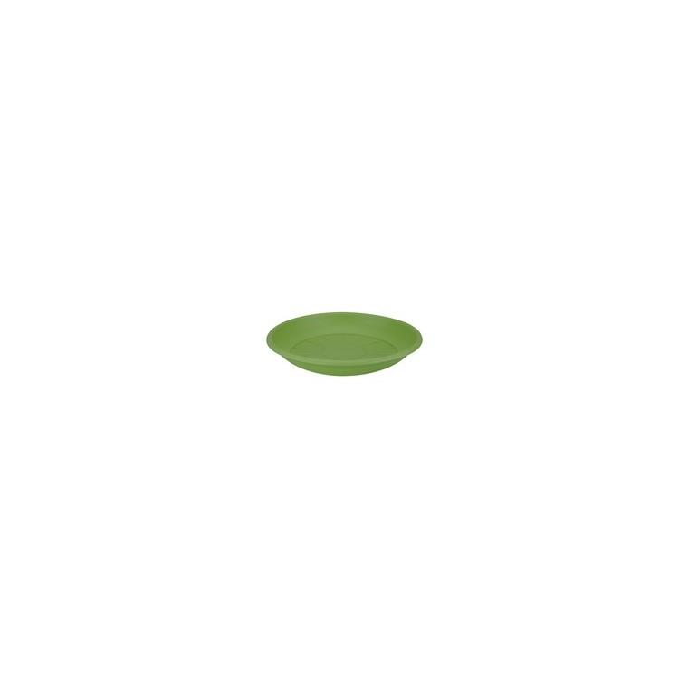 Soucoupe ronde 35 cm vert forêt ELHO