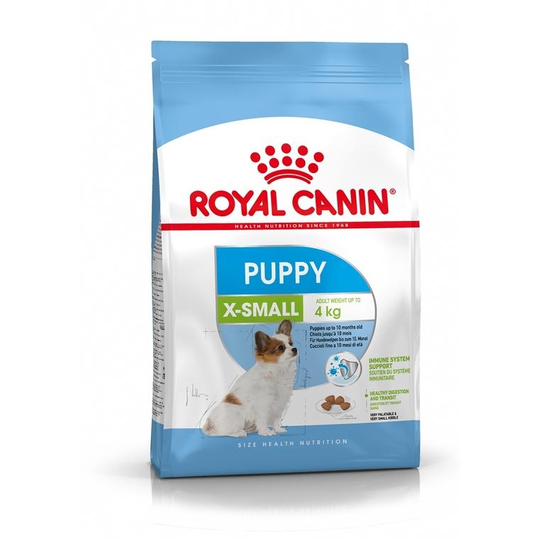 X-Small Junior Royal Canin 1,5 kg
