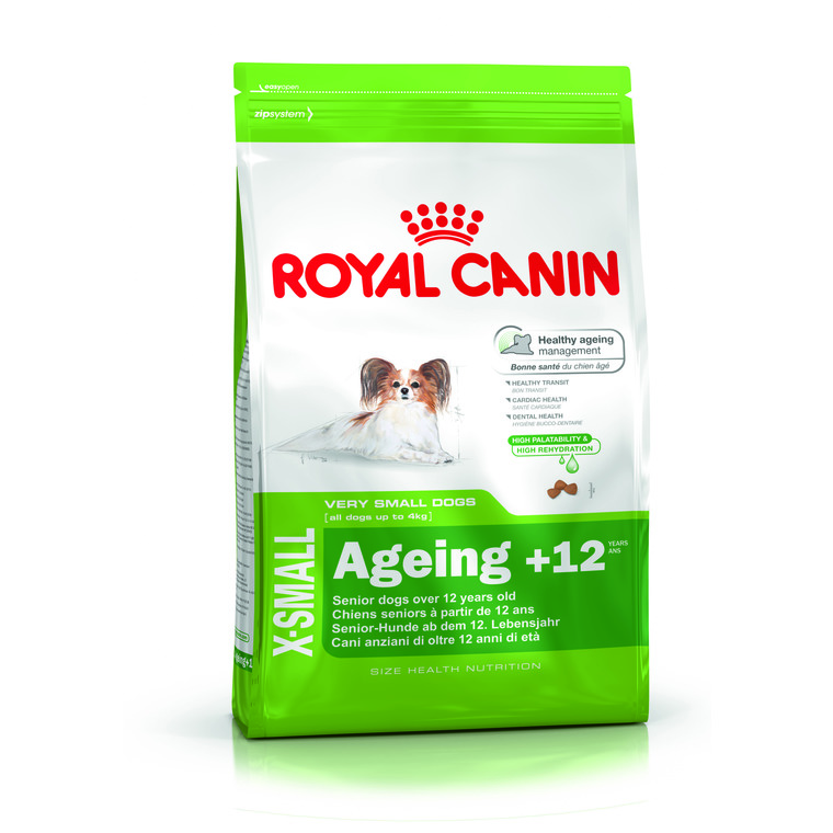 X-Small Ageing 12+ Royal Canin 1,5 kg