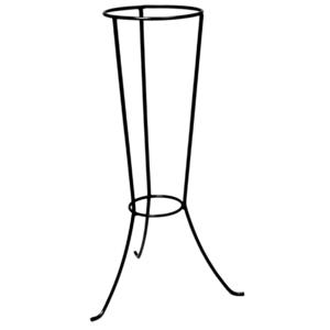 Colonne pour pot de fleurs en fer vieilli - 80cm 908960