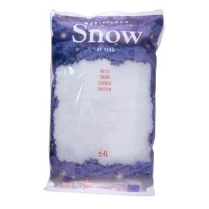 Sac de neige artificielle blanche 4 litres 922104