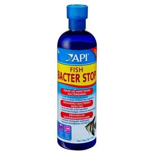 Fish Bacter stop API traitement antibactérien poisson 118mL 925281