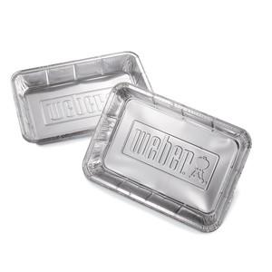 Barquettes aluminium GM x10 933508