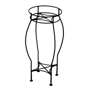 Sellette pour pot en fer vieilli – 60cm