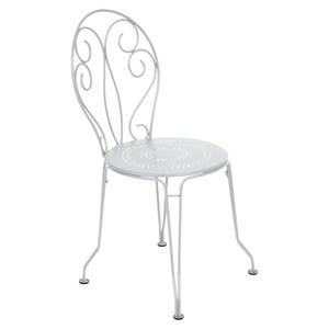 Chaise de jardin Montmartre Fermob blanche 963804