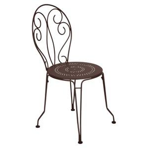 Chaise de jardin Montmartre Fermob rouille 963806