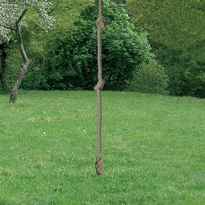 Corde à nœoeuds pour portique